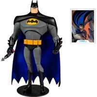 Boneco Dc Comics Animated Batman - Fun Divirta-Se