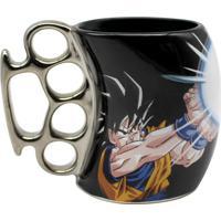Caneca Geek10 Soco Inglês Goku