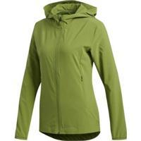 Jaqueta Adidas Bos Wvn Jkt Feminina - Feminino-Verde