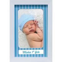 Painel De Fotos Para Mesa Baby Love Color 17X23 1 Foto 10X15 Kapos