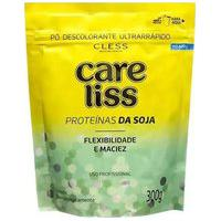 Pó Descolorante Class Care Liss Proteínas De Soja 300G Cless