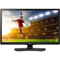 Tv Monitor Led 19.5´ Lg, Conversor Digital, Hdmi, Usb - 20Mt49Df-Ps