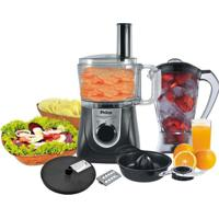Multiprocessador De Alimentos Philco All In One + Citrus 800W 110 Volts