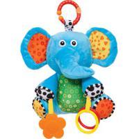 Pelúcia De Atividades - Safari - Elefantinho - Buba