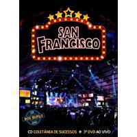 Musical San Francisco Box Cd + Dvd Música Regional