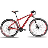 Bicicleta Aro 29 Avance 27V Câmbio Traseiro Acera Disco Hidráulico - Unissex