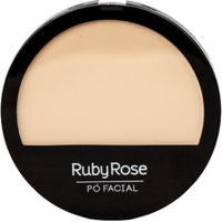 Pó Facial Professional Make-Up Art Ruby Rose