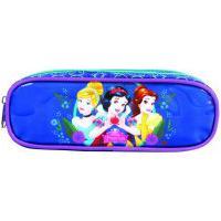 Estojo Triplo Princesas Disney