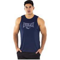 Camiseta Regata Básica Masculina - Everlast Azul