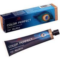 Tintura Color Perfect 6/0 Louro Escuro 60G Wella