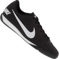 Chuteira Futsal Nike Beco 2 - Adulto - Preto/Preto