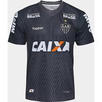 Camisa De Goleiro Atlético-Mg I 2018 S/N° Torcedor Topper Masculina - Masculino
