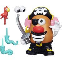 Figura Mashups Playskool - Mr. Potato Head - Batata Pirata - Hasbro - Unissex-Incolor