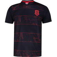 Camiseta Do Flamengo Masculina Braziline Map