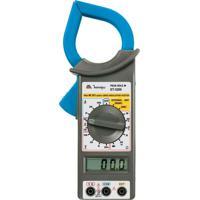 Alicate Amperímetro Digital Minipa Et-3200 - Cinza/Azul Cinza/Azul