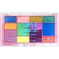 Paleta De Sombras Super Bonita Jasmyne A C