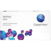 Biofinity Toric - Lentes De Contato