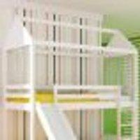Telhado Completo Para Camas Infantis E Beliches - Casatema