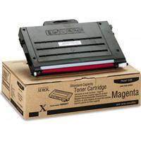 Cartucho Toner Xerox 6100 2K Magenta 106R00677