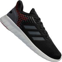 Tênis Adidas Asweerun - Masculino - Preto/Cinza Esc