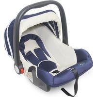 Bebê Conforto 0 A 13 Cadeirinha Inmetro Baby Style Azul