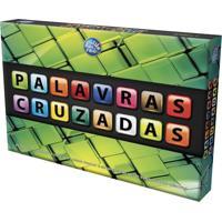 Jogo De Tabuleiro Pais E Filhos Palavras Cruzadas Multicolorido - Multicolorido - Dafiti