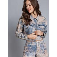 Shorts Califórnia Tingimento Jeans - Lez A Lez