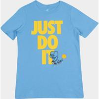 4fa50b0ba9e ... Camiseta Infantil Nike B Nsw Kick Jdi Masculina - Masculino