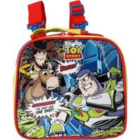 Lancheira Toy Story 2017, Azul - 37263 - Dermiwil