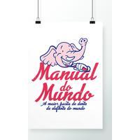 Poster Pasta De Dente De Elefante