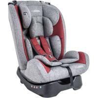 Cadeira Para Auto - De 09 A 36 Kg - Grow - Vinho E Cinza - Kiddo