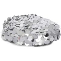 Maison Michel Sequin Billy Hat - Prateado