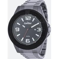Relógio Masculino Condor Co2115Kvp/3P Analógico 5Atm