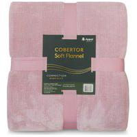 Cobertor Soft Flannel Cationic Queen 2,20X2,40 - Rosa Lago - Appel