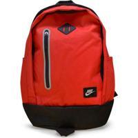 Mochila Fem Nike Ba5276-658 Cheyenne Solid Backpack Vermelho