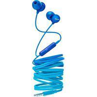 Fone De Ouvido Philips, Com Microfone, Azul - 70116