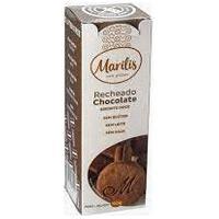 Biscoito Recheado De Chocolate Marilis 100G
