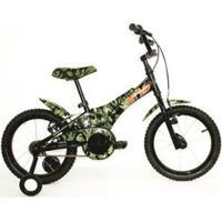 Bicicleta Infantil Tito T16 Camuflada - Unissex
