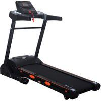 Esteira Elétrica Dobrável Evolution Fitness Evo 2800 Preta