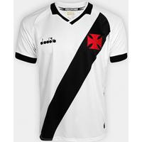 10f6c6af7b795 Netshoes; Camisa Vasco Ii 19/20 S/N° - Jogador Diadora Masculina - Masculino