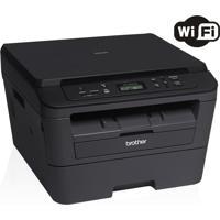 Impressora Multifuncional Brother Laser Monocromática Wi-Fi Usb Duple