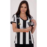 Camisa Le Coq Sportif Atlético Mineiro I 2019 Feminina - Feminino
