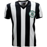 Camisa Liga Retrô Figueirense 1973 - Masculino
