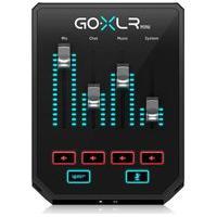 Processador De Voz Tc Helicon Go Xlr Mini Multi-Efeitos Com Mixer De Transmissão Online E Pré-Amplificador Midas