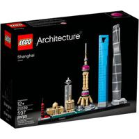 Lego Architecture - Xangai - 21039