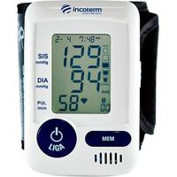 Aparelho De Pressão Incoterm Automático Digital De Pulso Mp060