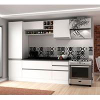 Cozinha Compacta Veneza 6 Pt 3 Gv Branco