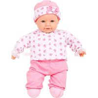 Boneca Miketa Pitchukinha Baby Rosa