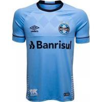Camisa Umbro Grêmio Oficial Charrua 2018 Número 7 - Masculino