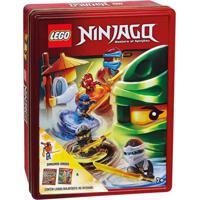 Livro Infantil - Lego - Ninjago - Mestres Do Spinjitzu - Happy Books